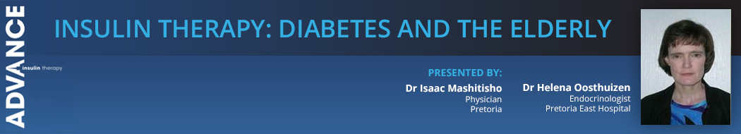 Insulin therapy: Diabetes and the elderly