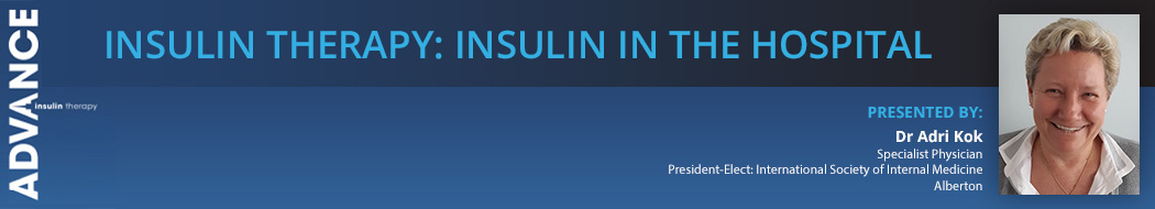 Insulin therapy: Where are we now in 2018